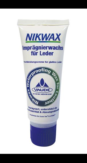 Nikwax Waterproofing Wax for Leather Sprzęt pielęgnacyjny  100ml przezroczysty